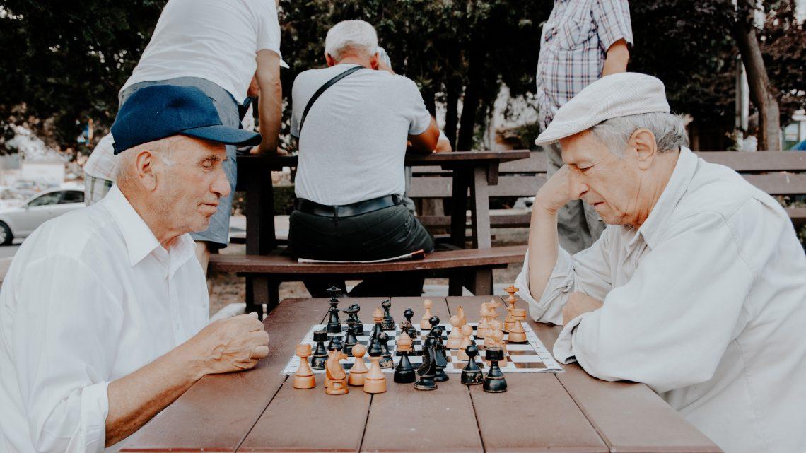 Lichamelijke problemen bij ouderen